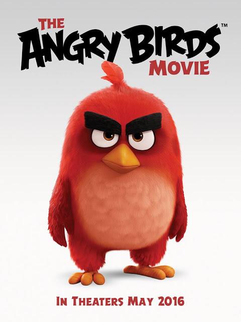فيلم The Angry Birds 2016 مترجم اون لاين