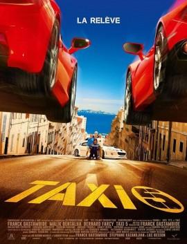 فيلم Taxi 5 2018 مترجم اون لاين