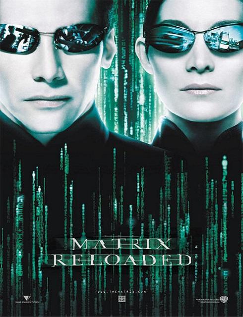 فيلم The Matrix Reloaded مترجم اون لاين