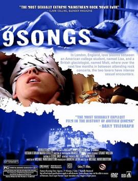 فيلم 9 Songs 2004 مترجم اون لاين