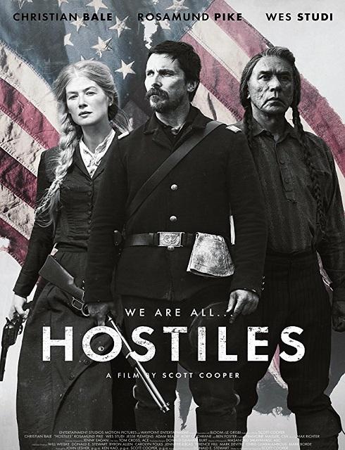 فيلم Hostiles 2017 HD مترجم اون لاين