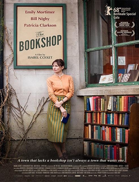 فيلم The Bookshop 2017 مترجم اون لاين