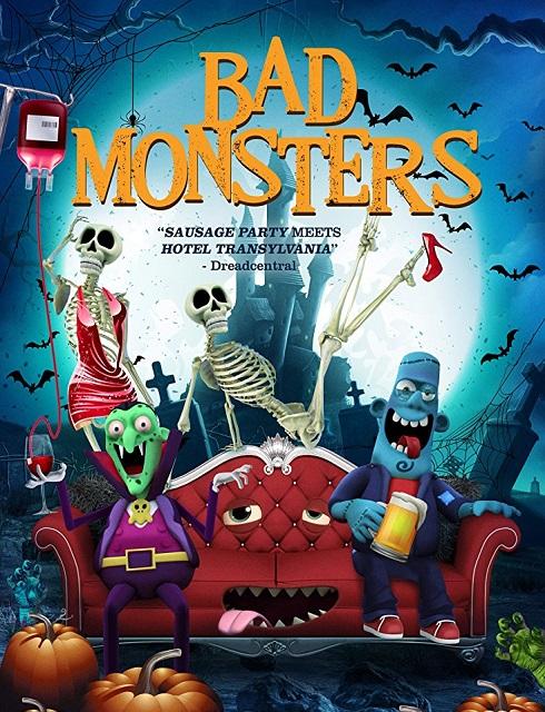 فيلم Bad Monsters 2017 مترجم اون لاين