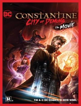 فيلم Constantine City of Demons The Movie 2018 مترجم اون لاين