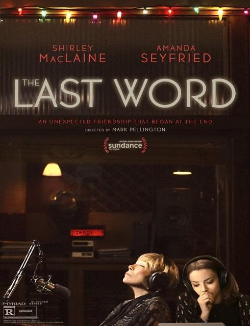 فيلم The Last Word 2017 HD مترجم اون لاين