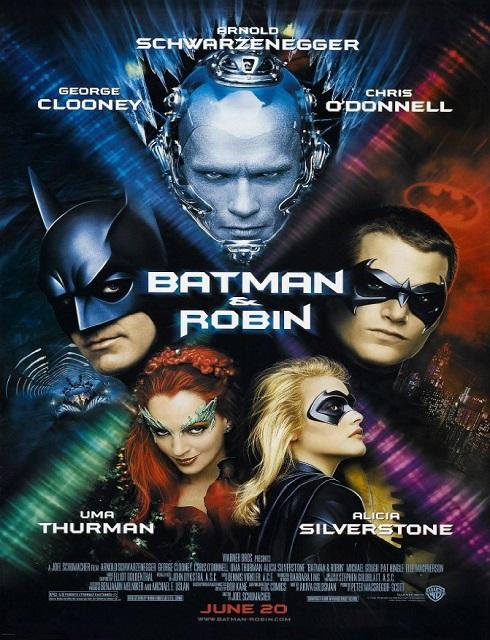 فيلم Batman And Robin 1997 مترجم اون لاين
