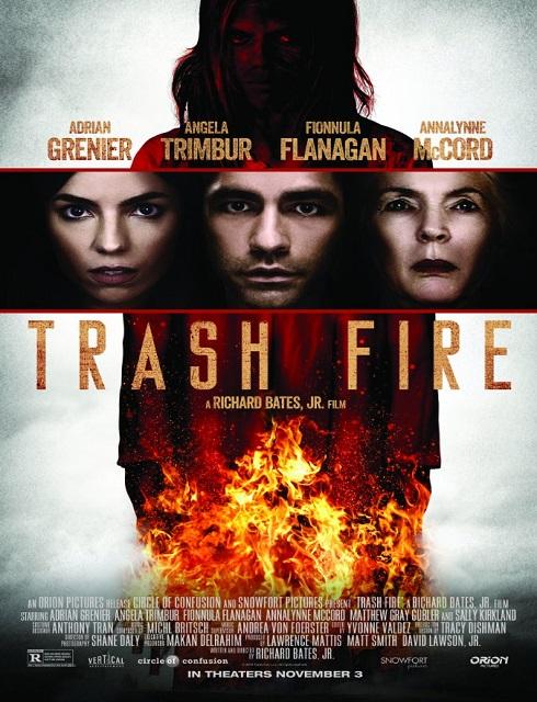 فيلم Trash Fire 2016 مترجم اون لاين