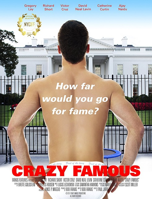 فيلم Crazy Famous 2017 مترجم اون لاين