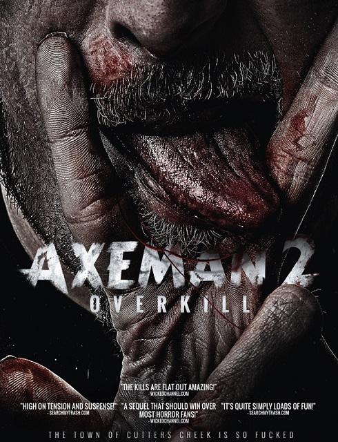 فيلم Axeman 2 Overkill 2017 مترجم