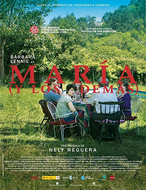 فيلم Maria y los demas 2016 مترجم اون لاين