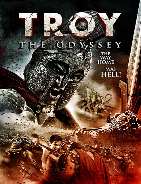 فيلم Troy the Odyssey 2017 مترجم اون لاين