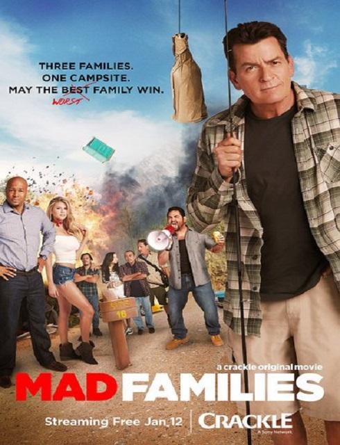 فيلم Mad Families 2017 مترجم اون لاين