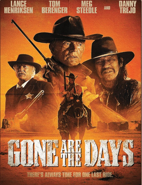 فيلم الويسترن Gone Are the Days 2018 مترجم اون لاين