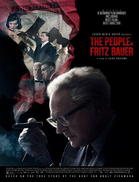 مشاهدة فيلم The People vs Fritz Bauer 2015 مترجم اون لاين