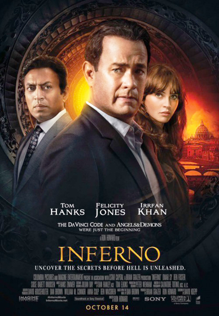 فيلم Inferno 2016 HD مترجم