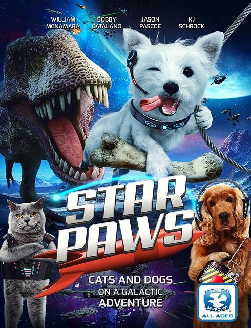 فيلم Star Paws 2016 مترجم اون لاين