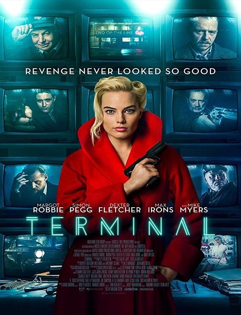 فيلم Terminal 2018 مترجم اون لاين