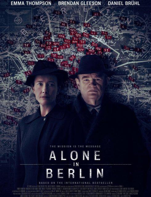 فيلم Alone in Berlin 2016 مترجم اون لاين