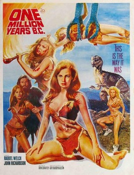 فيلم One Million Years B C 1966 مترجم