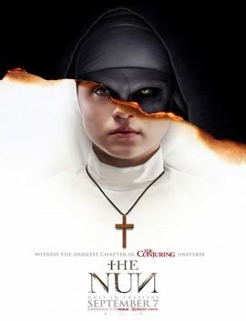 فيلم The Nun 2018 مترجم اون لاين