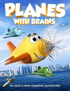 فيلم Planes with Brains 2018 مترجم اون لاين