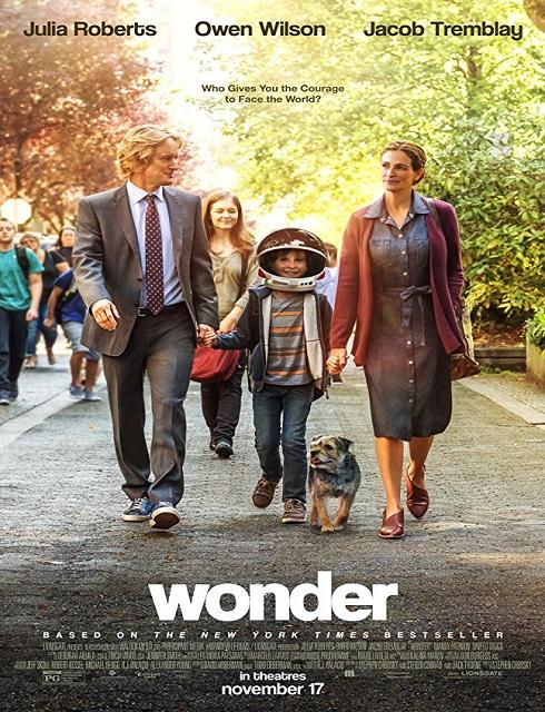 فيلم Wonder 2017 مترجم