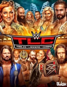 عرض WWE TLC 2018 مترجم اون لاين