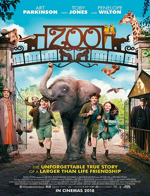 فيلم Zoo 2017 مترجم اون لاين