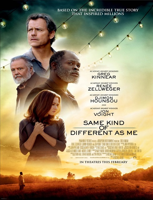 فيلم Same Kind of Different as Me 2017 مترجم HD اون لاين