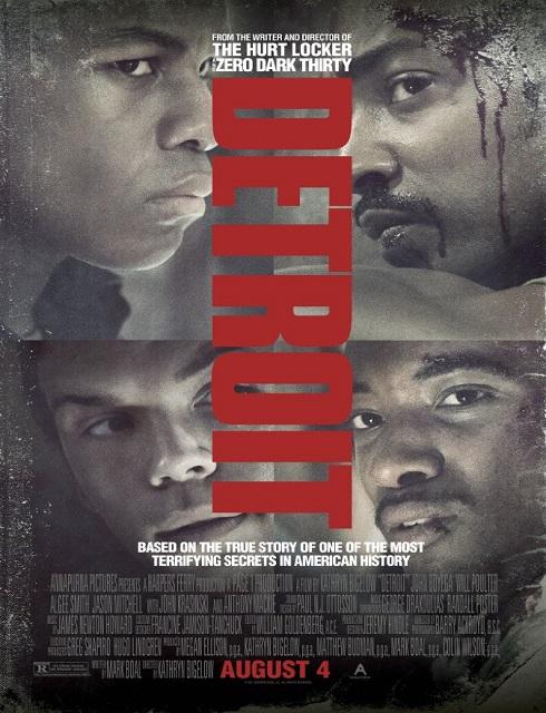 فيلم Detroit 2017 مترجم اون لاين