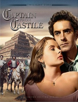 فيلم Captain From Castile 1947 مترجم