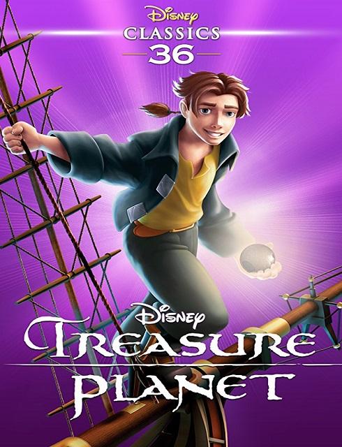 فيلم Treasure Planet 2002 مترجم اون لاين
