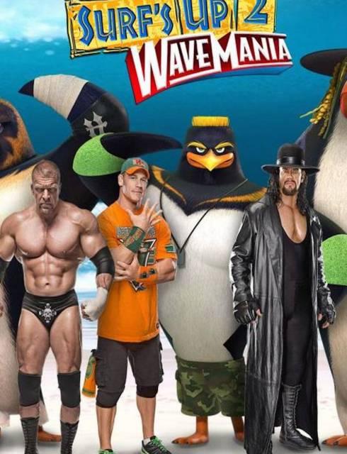 فيلم Surfs Up 2 WaveMania 2017 HD مترجم اون لاين