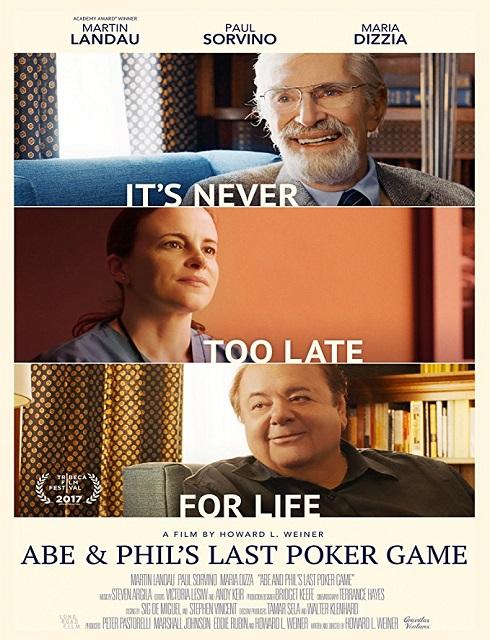 فيلم Abe and Phils Last Poker Game 2017 مترجم اون لاين