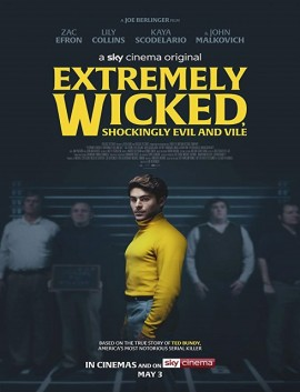 فيلم Extremely Wicked Shockingly Evil and Vile 2019 مترجم