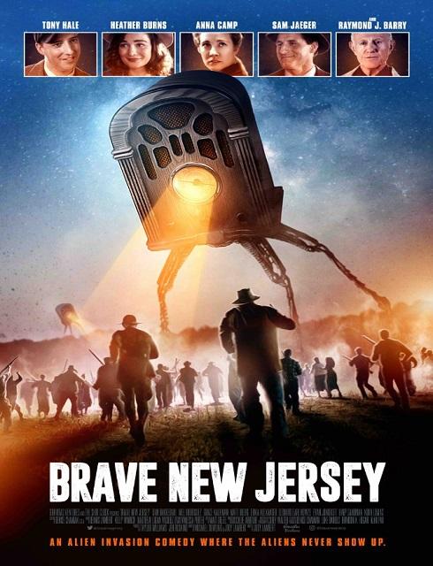 فيلم Brave New Jersey 2016 مترجم اون لاين