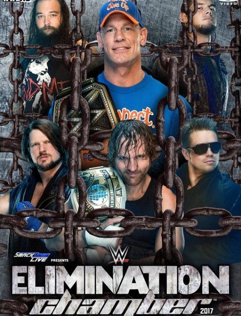 تحميل عرض WWE Elimination Chamber 2017 مترجم