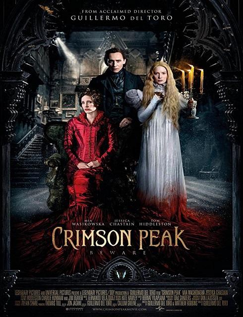 فيلم Crimson Peak 2015 مترجم اون لاين