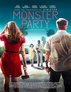 فيلم Monster Party 2018 مترجم اون لاين