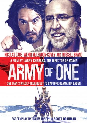 مشاهدة فيلم Army of One 2016 مترجم اون لاين