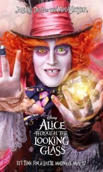 فيلم Alice Through The Looking Glass 2016 مترجم اون لاين