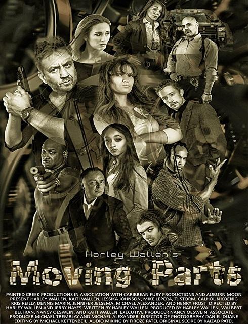 فيلم Moving Parts 2017 مترجم اون لاين