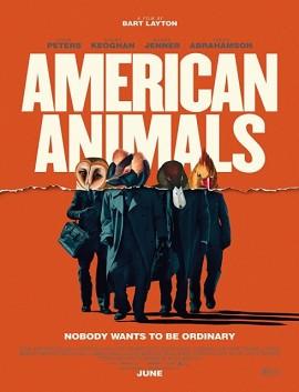 مشاهدة فيلم American Animals 2018 مترجم