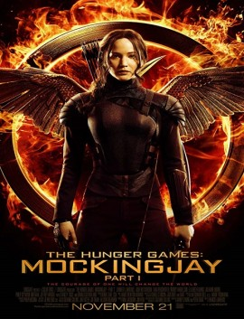 فيلم The Hunger Games Mockingjay Part 1 2014 مترجم اون لاين