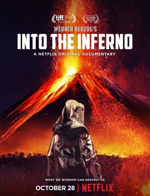 فيلم Into the Inferno 2016 HD مترجم اون لاين