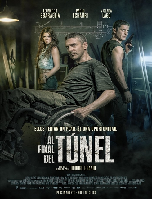 مشاهدة فيلم At the End of the Tunnel 2016 مترجم اون لاين