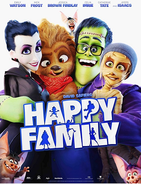فيلم Monster Family 2017 مترجم
