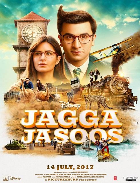 فيلم Jagga Jasoos 2017 مترجم اون لاين
