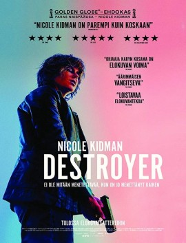 فيلم Destroyer 2018 مترجم