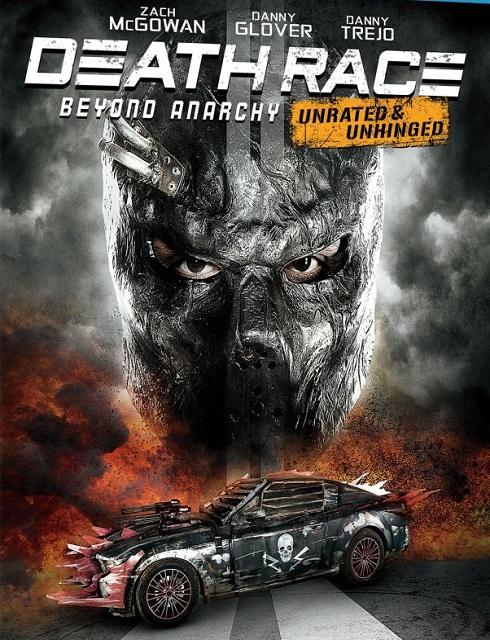 فيلم Death Race 4 Beyond Anarchy 2018 مترجم اون لاين